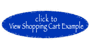 Shopping Cart for Ecommerce