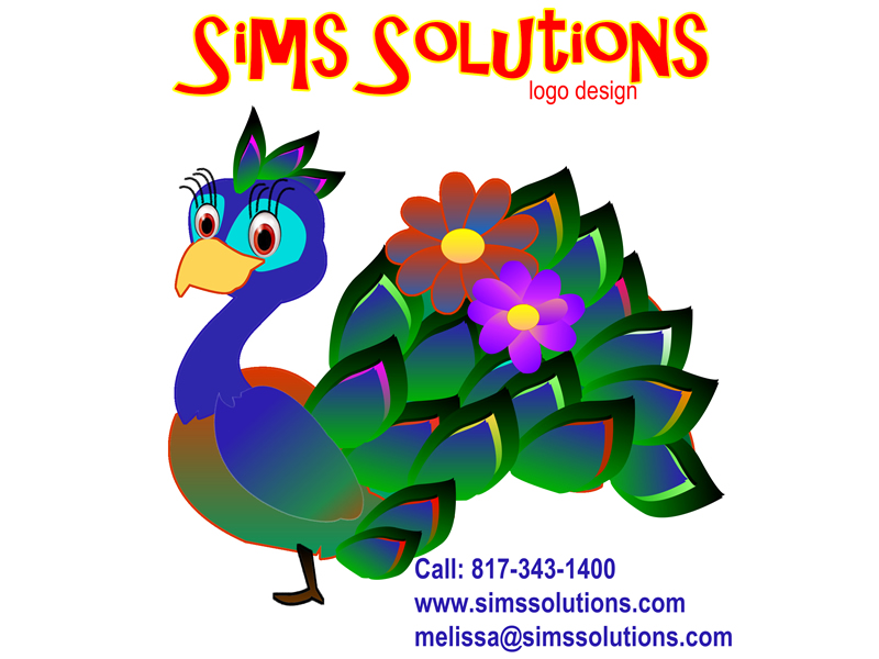 Logo, Branding | Graphic Design by Sims Solutions