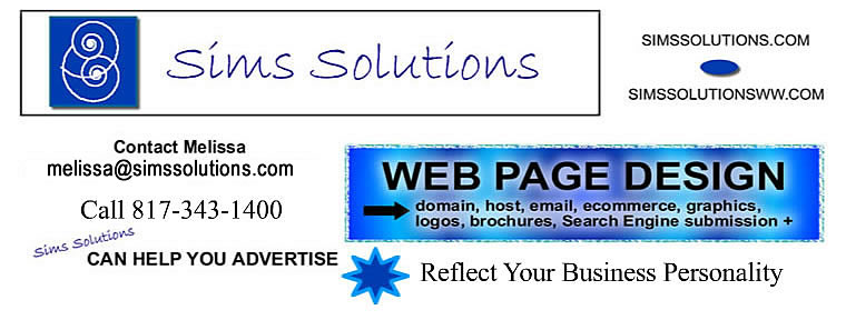 Sims Solutions Web Design, Registrar, Hosting and Email Services | www.simssolutions.com | www.simssolutionsww.com (World Wide)
